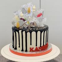 Haribo Cake by Sugar by Rachel