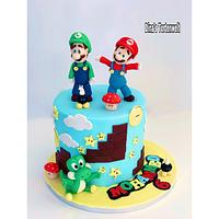 Super Mario by Dina's Tortenwelt