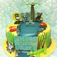Jungle Cake by CakeyBakey Boutique