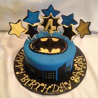 BATMAN : Birthday Cake