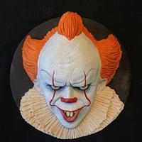 🎈 Pennywise Cake 🎈