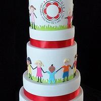 Childrens Charity Cake
