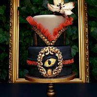 Dragon eye medallion