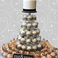 Cup Cake Tiers