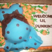 Lil Punkin Baby Shower