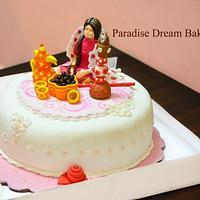 Love Hookah cake. by Tema
