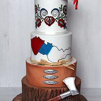 Czech and Slovakia - national cake