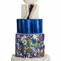 Contemporary Cake