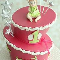 Whimsical Wonder!-Birthday Cake
