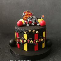 Galatasaray cake