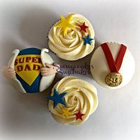 SUPER DAD! by Spongecakes Suzebakes