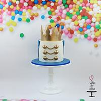 Cake fit for a prince!