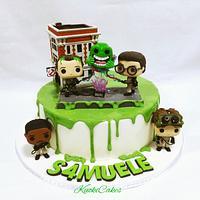Funko pop cake