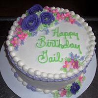 Birthday Cake - Gail