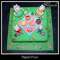 Peppa Pig's Picnic