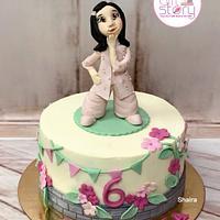 I am the birthday girl!