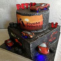 FiveM cake