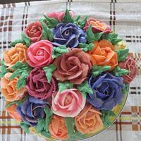 «Rose cake»