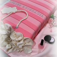 Victoria's Secret Shopping Bag!