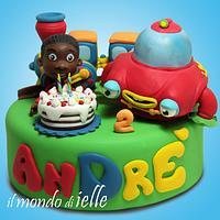 TuTiTu - Happy Birthday Andrè!