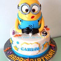 POP Out Dave the MINION!!