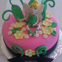 Fairy Cake for Bridal Shower