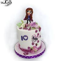 Mini Doll cake