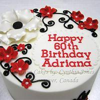 For Adriana by Cynthia Jones