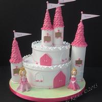 A castle fit for a Princess (or two)