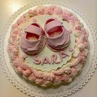 Newborn cake