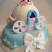 Cinderella's carriage  by Skmaestas