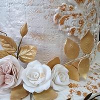 Wedding cake AVANT GARDE CAKES NEXT GENERATION