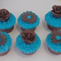 Cupcake chocolate