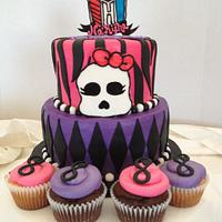 Monster High by Dee