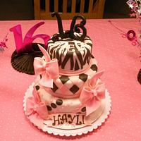Hayli's 16th Birthday