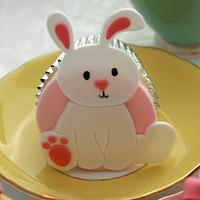 Easter Cupcakes by Amanda's Little Cake Boutique