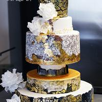 wedd cake original crin.sugar