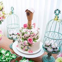 Júlia's birthday cake