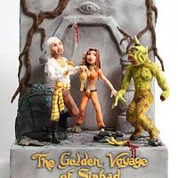 The Golden Voyage of Sinbad / The Arabian Nights Int. Cake Collaboration
