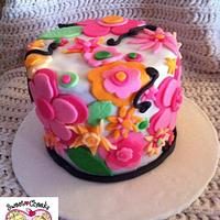 Kate's Super Girly Cake
