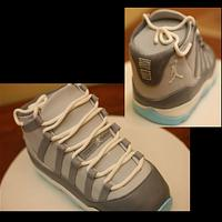 Jordan Air XI cool grey