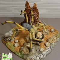 Arachne - Cake International