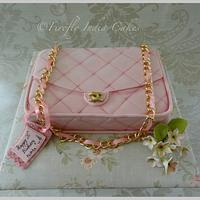 Baby Pink Chanel