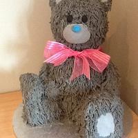 Grey bear by kew
