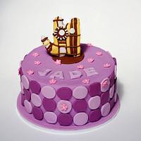 Hugo Cake
