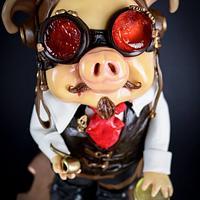 Sir Hilpigger @Steam Cakes - Steampunk Collaboration