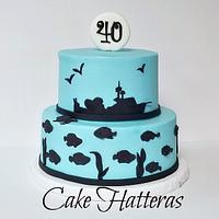 Hunter/Fisherman 50th Birthday
