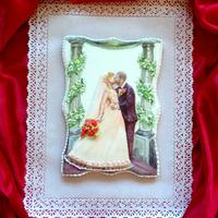 """Sugar Cookies """"Wedding"""""""