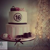 Handbags and shoes 16th Birthday