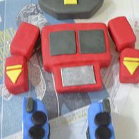 "Robotic ""OP"" Sweetness by LaTanya J"